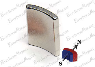 China N42 Neodymium Rare Earth Magnets for Motor Strong Magnetic Power Nickel Coating supplier