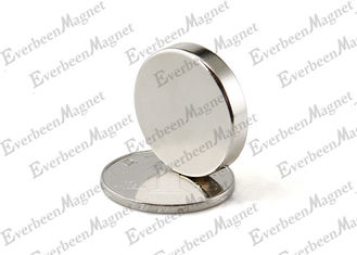 China Strong Disc Neodymium Magnet 42H Grade for Generator / Motors supplier