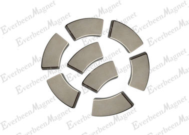 China Strong Power Neodymium Segment Magnets High Energy Demagnetization Resistant distributor