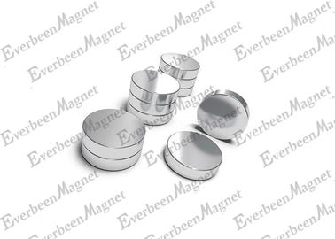 China NdFeB Dia1/4 inch * 1/8 inch Neodymium Disc Magnets For Switches / Sensors distributor