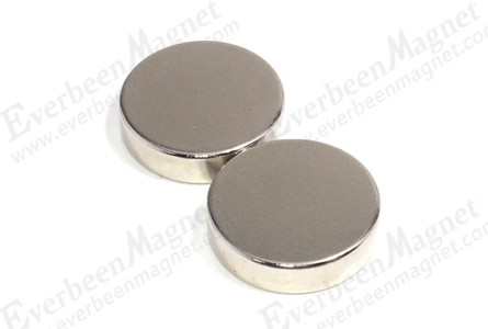N52 6x1mm Disc Neodymium Magnet Strong Rare Earth Small Fridge Magnets