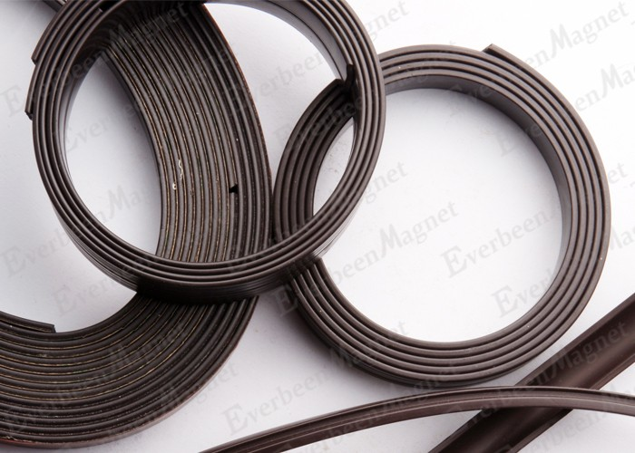 Application industry of rubber sheet magnet